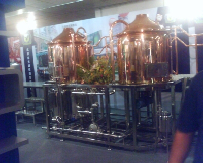 Allied Beverage Tanks Tag Brewhouse