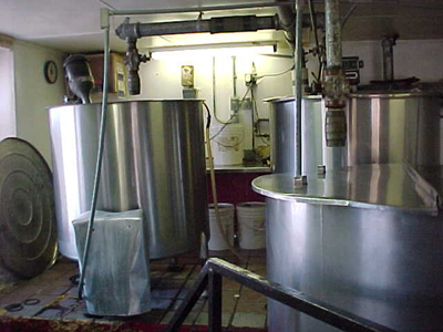 Allied Beverage Tanks Used Brewing Equipment