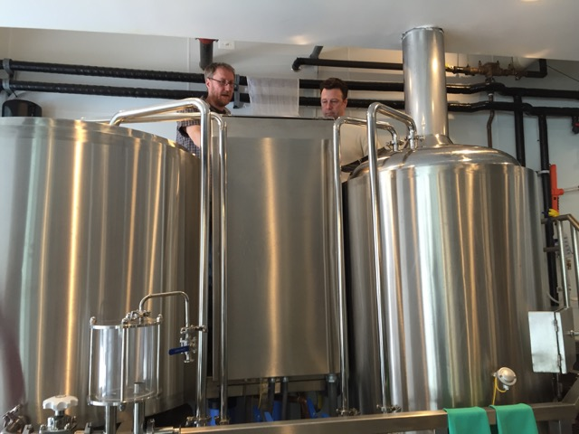 new 3.5bbl 4hl brew sys - ABT