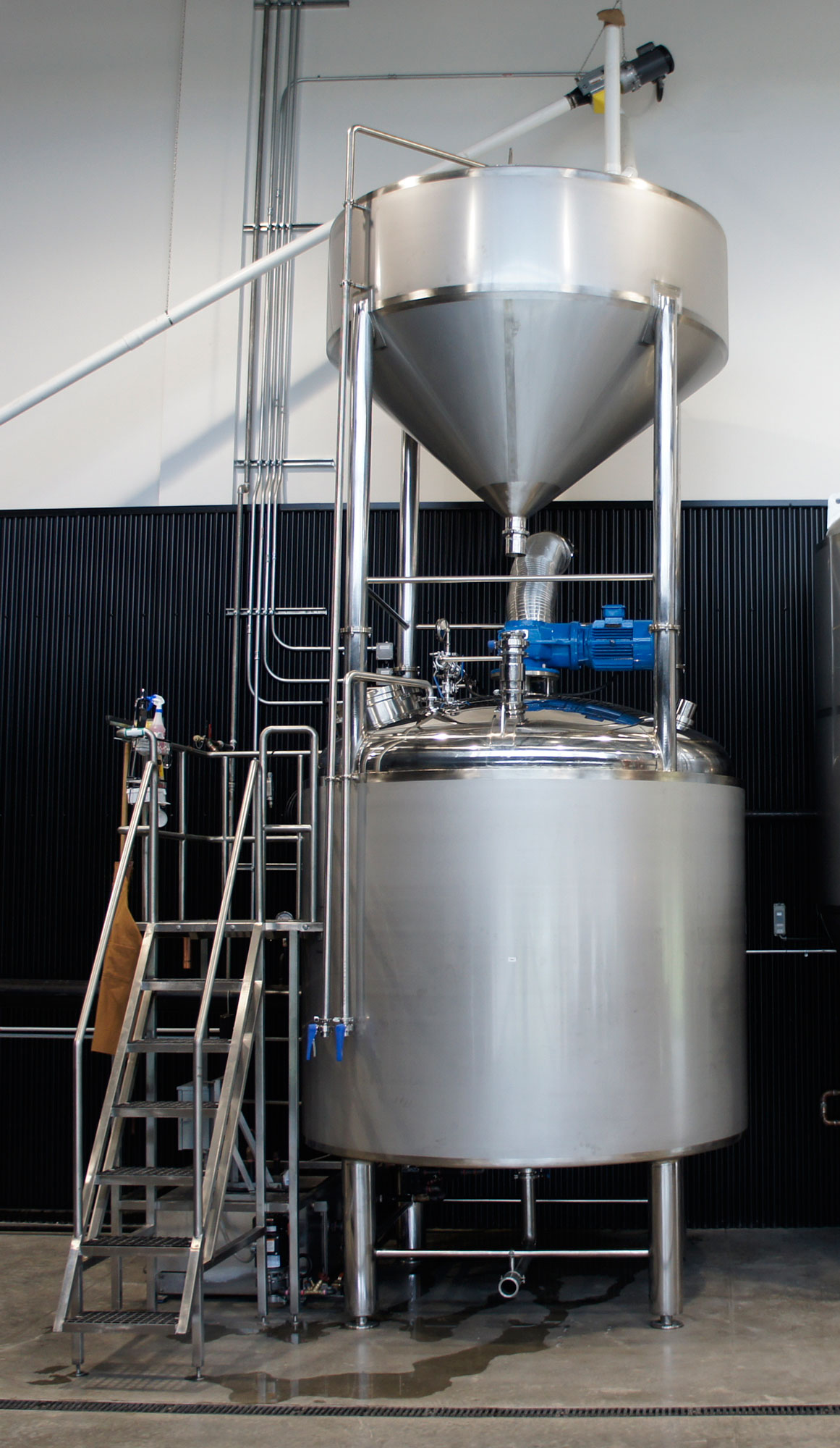 Allied Beverage Tanks Distillery Mash Tuns
