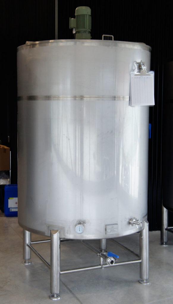 Alcohol Storage And Blending Tanks Allied Beverage Tanks