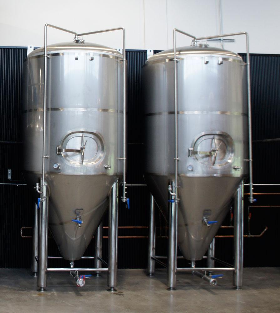 Allied Beverage Tanks Distillery Fermentation Vessels