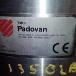 Used Padovan DE Filter